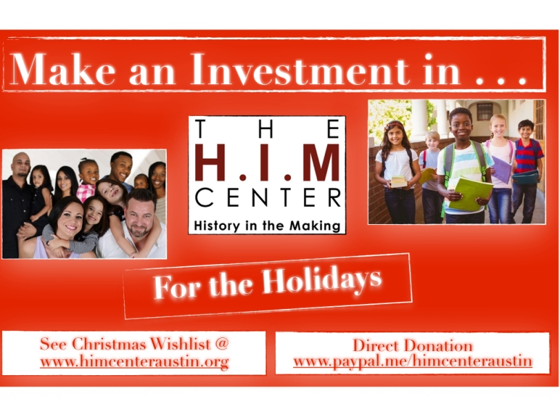 HIM Center for the Holidays